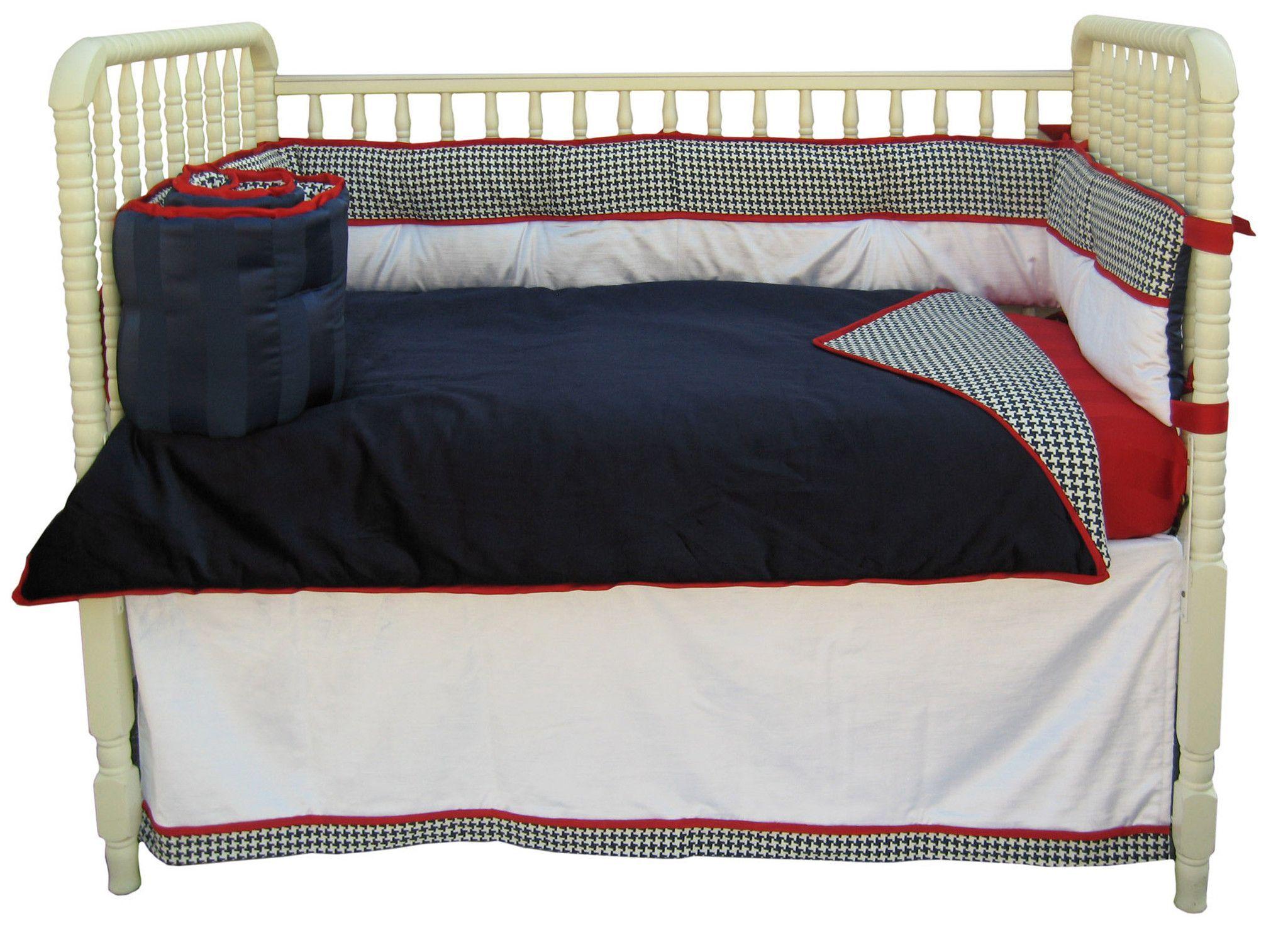 Lexington Boy's Crib Set   Crib bedding, Crib sets, Crib ...