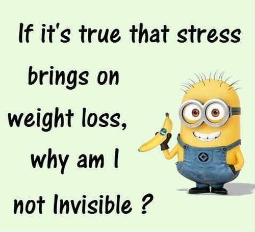 Funny Minion Quotes About Stress: Funny Minions Pictures For The Week -