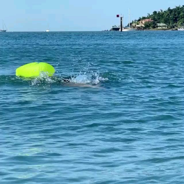 """Credit to @brooke_goodall : Isolation and Separation from the world - Comes from the Latin word Insula, which means Island. """"Let's go and find one"""" - Wish it was with Friends and Team mates. - #hwapo #justkeepswimming #swimbikerun #swimming #triathlon #swimmer #triathlonracing #thisislife #openwaterswimming #swimwear #swimmerslife  #swimmer #triatlon #swim  #training  #fitlife #positivevibes #resort #swimmerlife #oceanview #triathlonlife #nevergiveup #staystrong #staytuned #stayfocused #triathlo"""