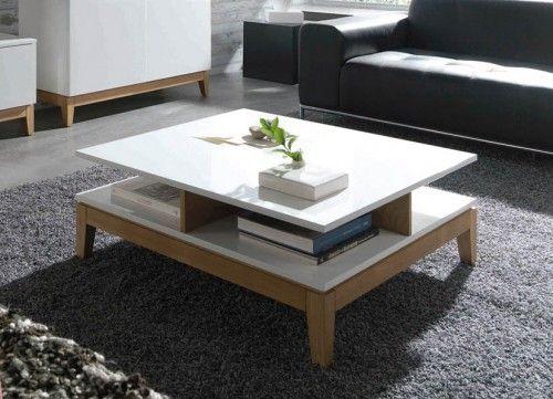 Mesa de Centro de Diseño Moderno  Colección SANDRINE MESAS DE