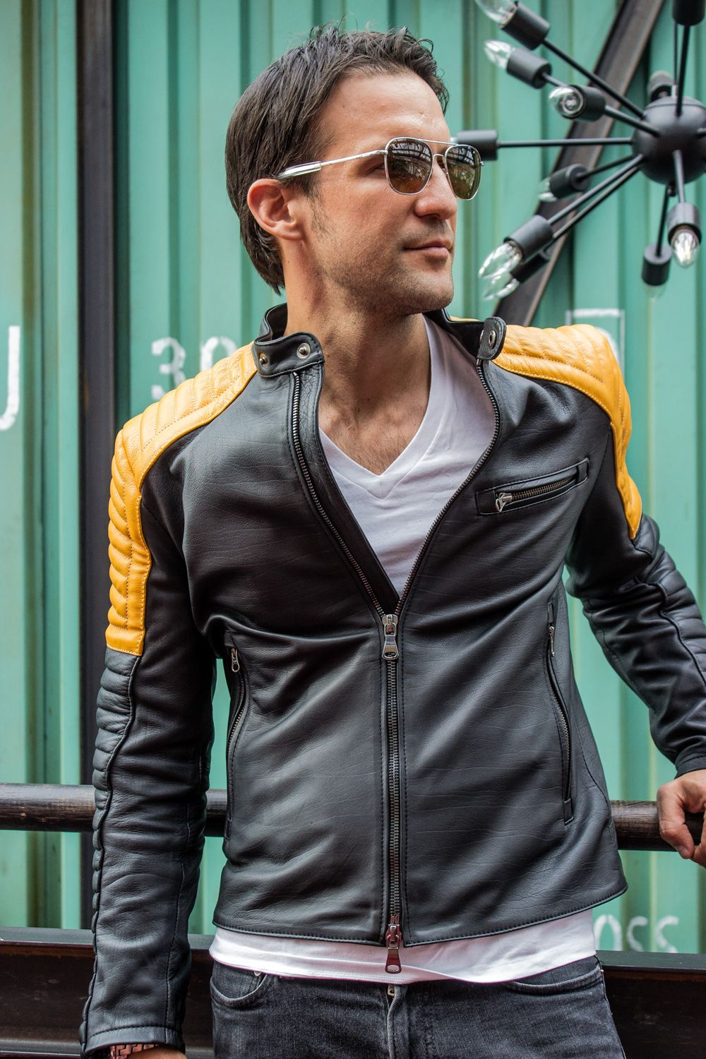 Pin On Discover And Get Inspired By Our Leather Jackets Collection [ 1500 x 1000 Pixel ]