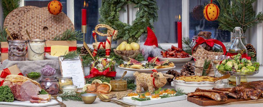 Klassiskt julbord - Tasteline.com