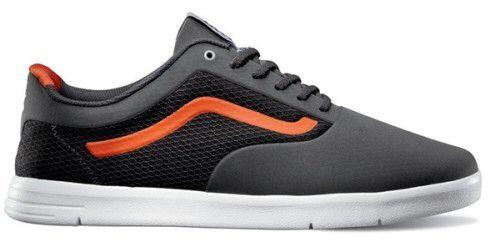 Vans Lxvi Graph Athletic Training Sneakers, Dark Grey Laser