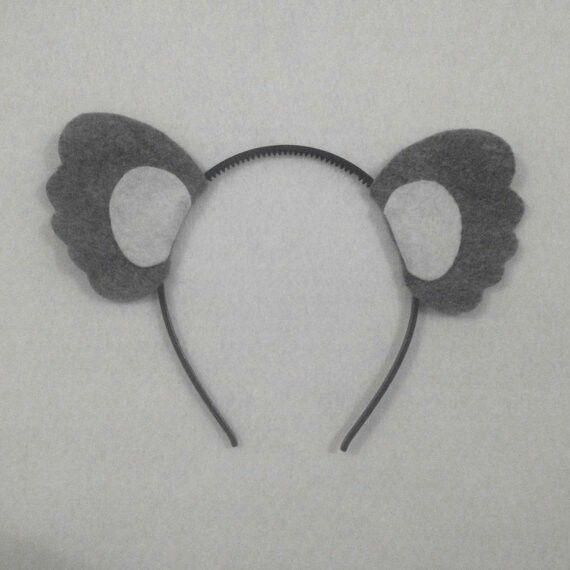 Koala Ears Koala Costume Headbands Ear Headbands