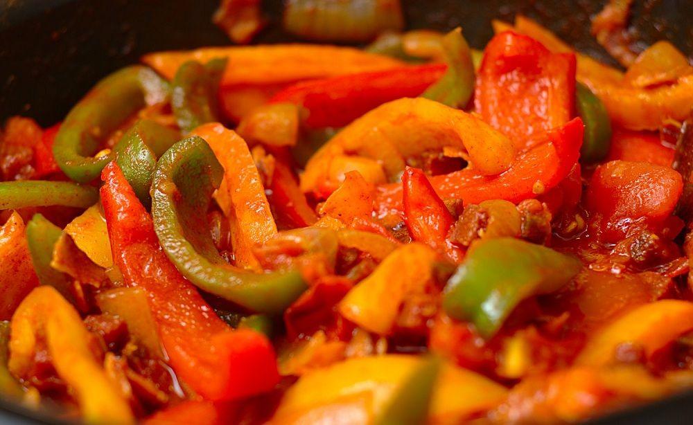 Лечо из болгарского перца на зиму: классический рецепт ...