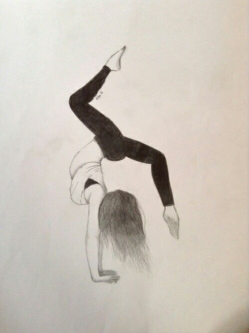 Pin by CRAZY PANNDA on Art class in 2020 | Ballet drawings ...