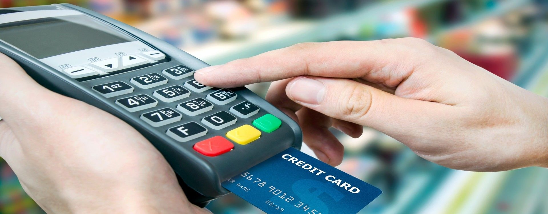 credit card terminal meaning