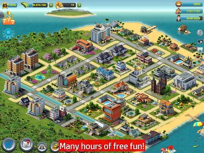 City Island 3 Building Sim V3 2 0 Mod Money City Island City City Builder Games