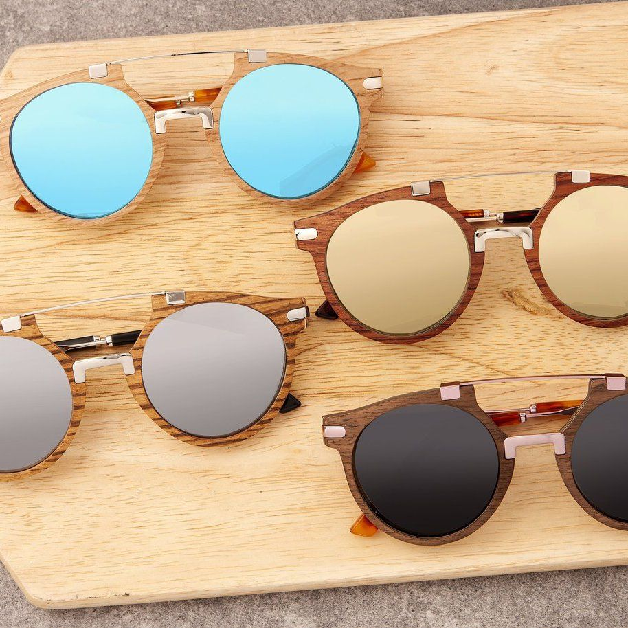 how to get scratches out of polarized sunglasses