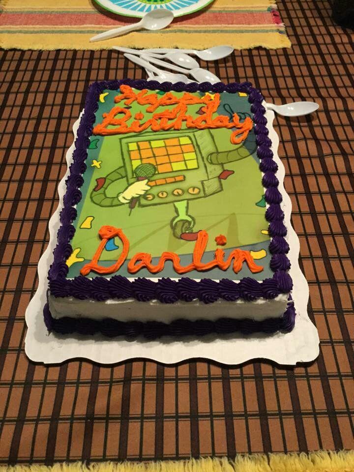 Mettaton Ex Cake Morgan make me these for my bday Pinterest