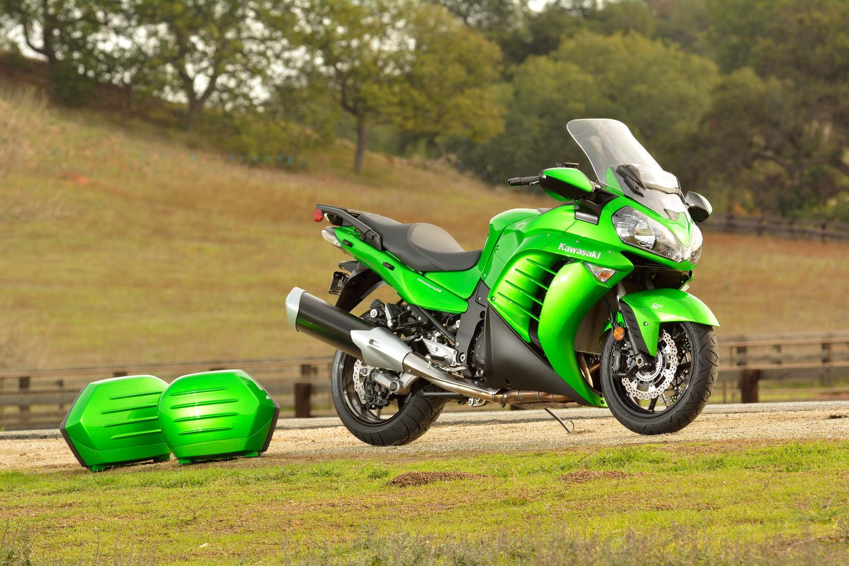 2015 Kawasaki Concours 14 ABS: MD Ride Review, Part One ...