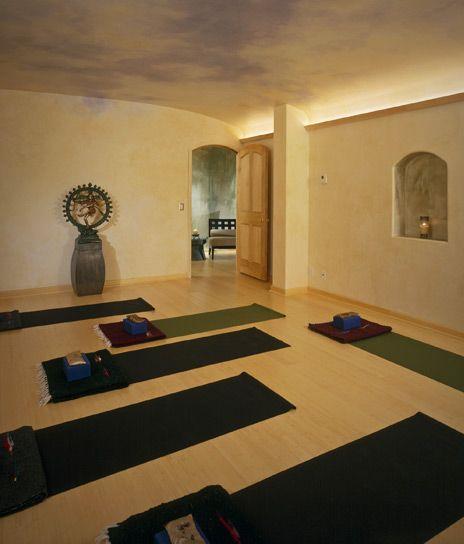 Studio Lighting Ue4: Yoga Studio Design Ideas