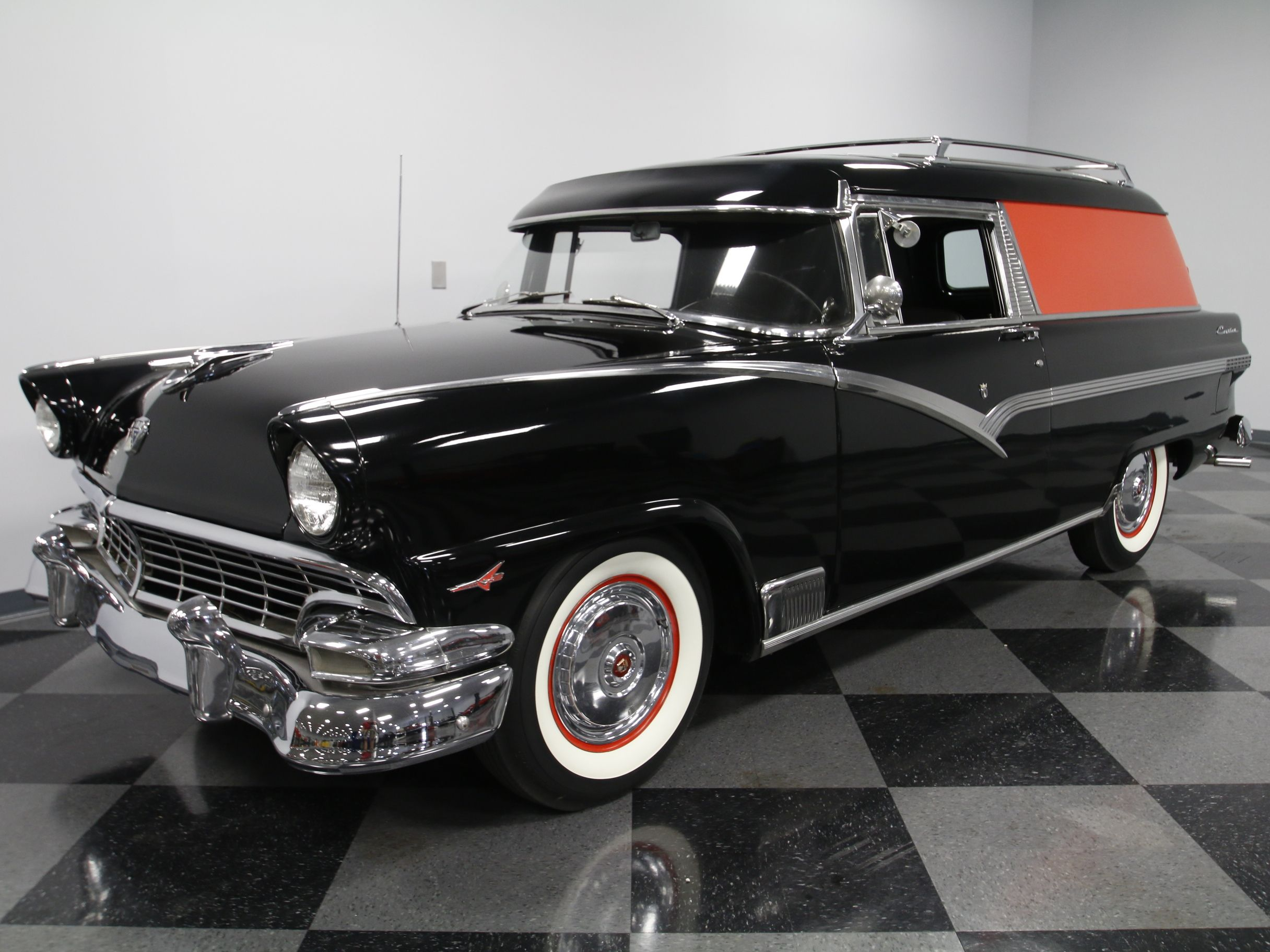 1956 Ford Sedan Delivery | Streetside Classics - The Nation\'s Top ...