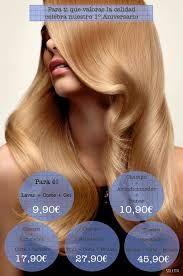 072d46aaa Resultado de imagen de folletos de peluquerias facebook | Cartelería ...