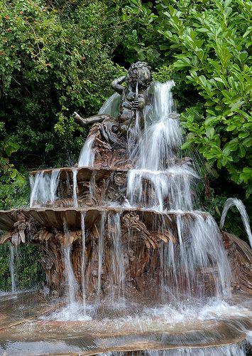 Le jeu des fontaines de Trianon | Flickr - Photo Sharing!