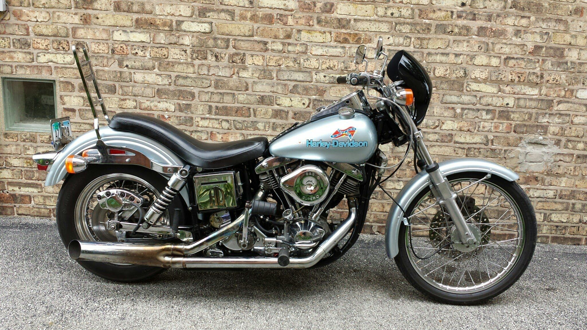 1977 Harley Davidson FXE-1200 Confederate Edition for sale