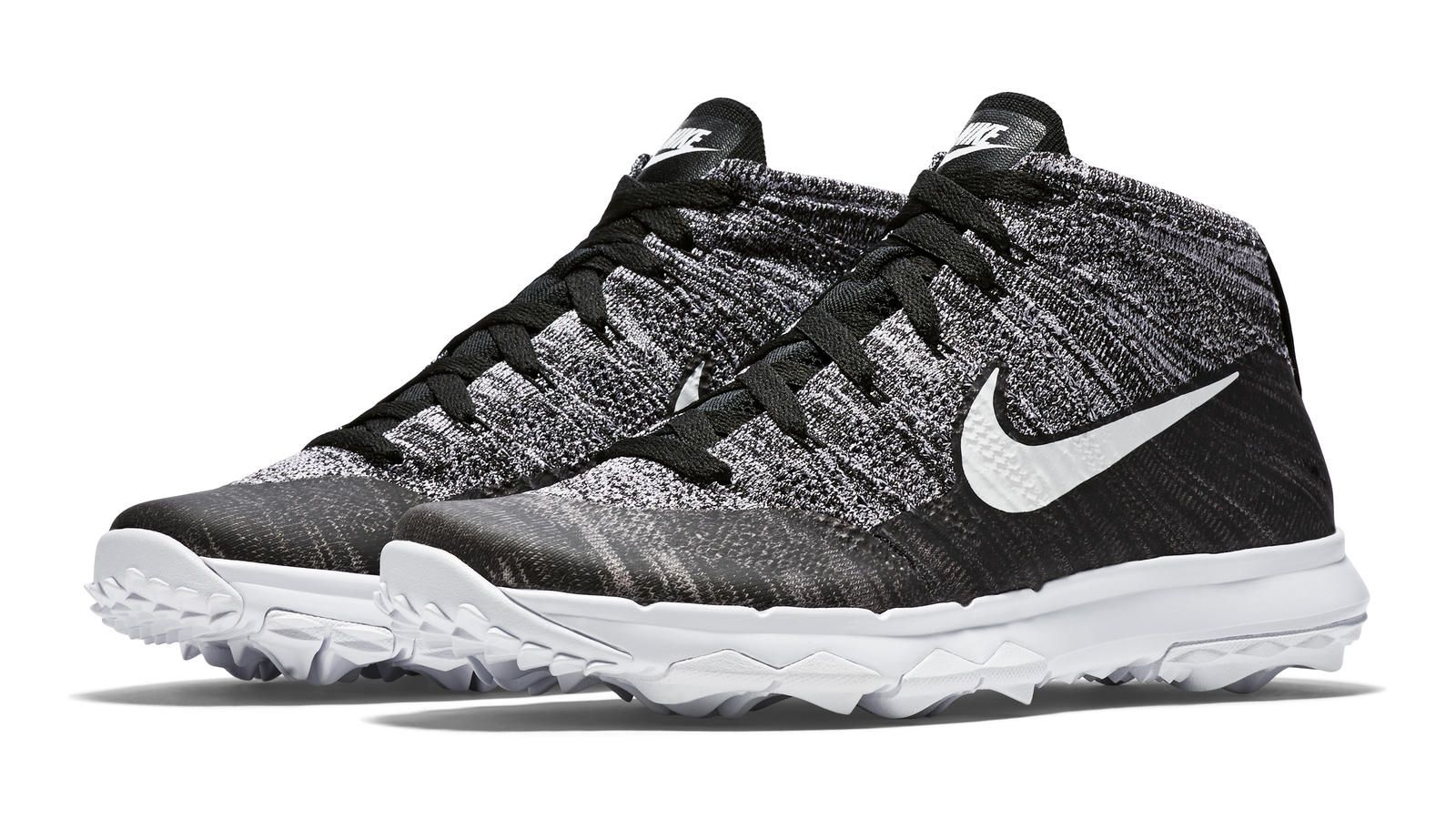 Nike News - Nike Flyknit Takes to The Course