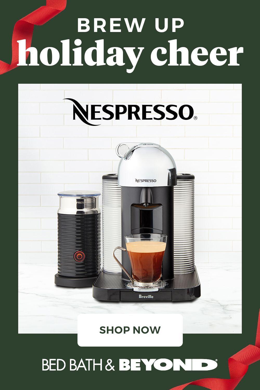 Nespresso® by Breville® VertuoLine Coffee and Espresso