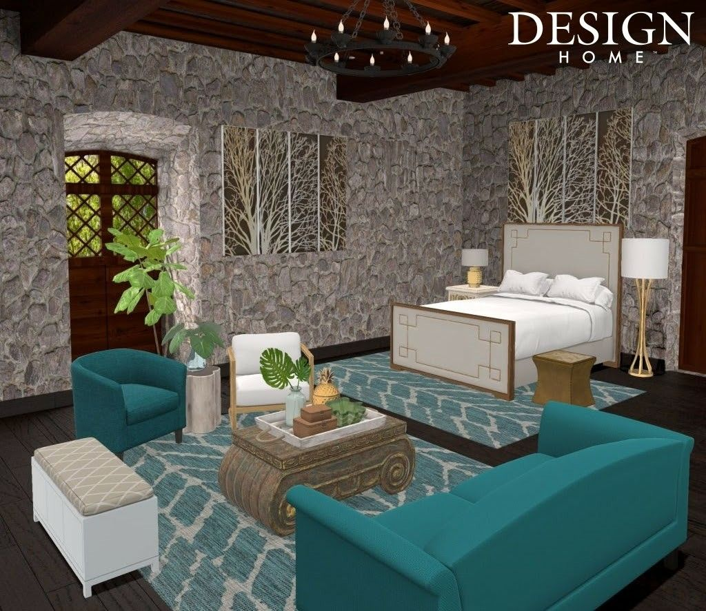 Design My Living Room App Fascinating A Home I Designed On The App Design Homesi Wish N Pray For My Decorating Inspiration