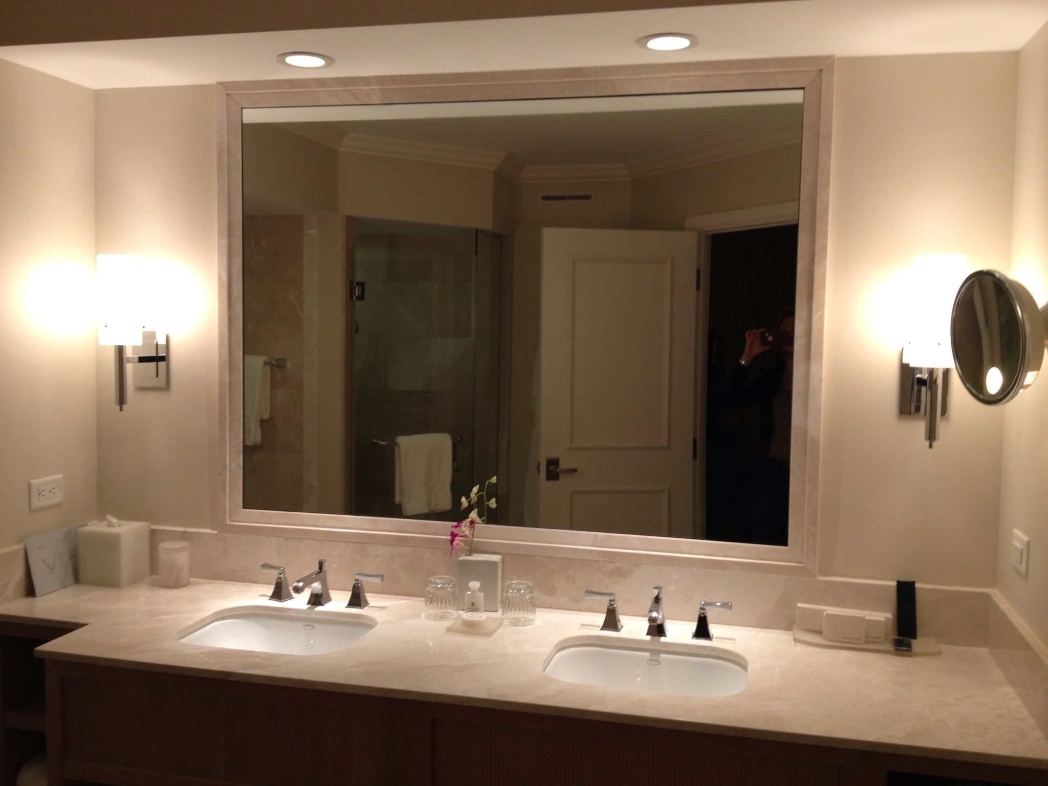 Bathroom at Four Seasons, Palm Beach   Interior likes   Pinterest ...