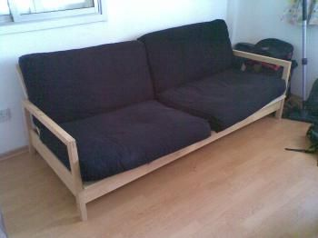 low priced 0e59a 4c77b Lillberg Ikea Sofa Bed - 130 euros: AngloINFO Cyprus ...