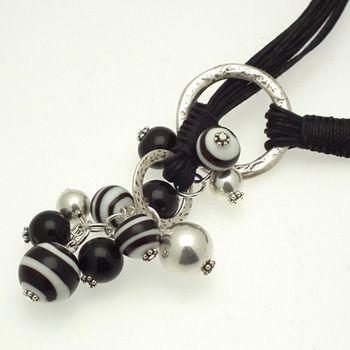 Collier Ghana , exemple de réalisation de bijou
