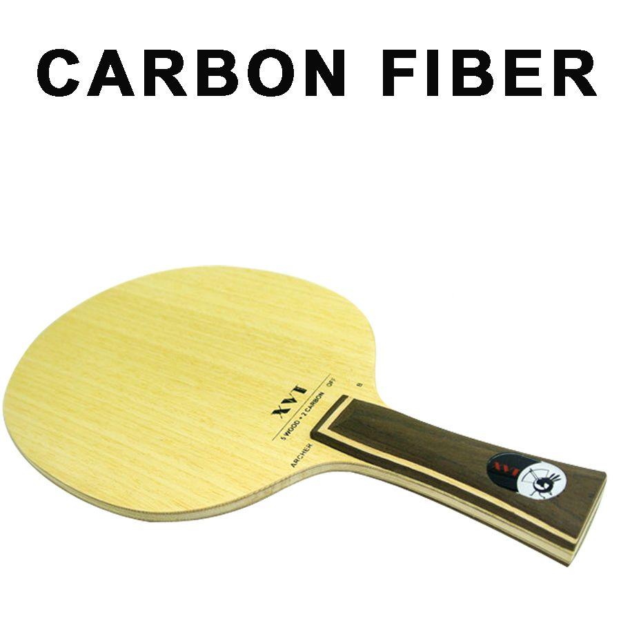 Sale Xvt Archer B Carbon Table Tennis Paddle Table Tennis Blade Table Tennis Bat Free Shipping 0 Sale Xvt Archer B Carbon Table Tennis Paddle