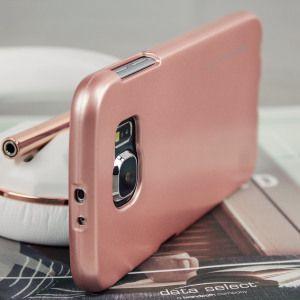 Mercury Goospery Ijelly Samsung Galaxy S6 Gel Case
