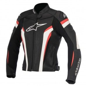 Alpinestars Racing Stella GP Plus R v2 Womens Leather Motorcycle Jackets #leatherjacketoutfit