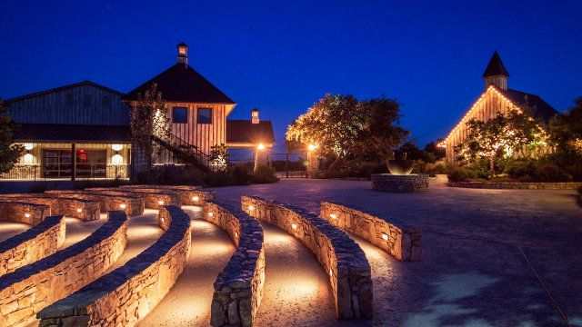 Paniolo Ranch Weddings Events Texas Hill Country Bed And Breakfast Spa