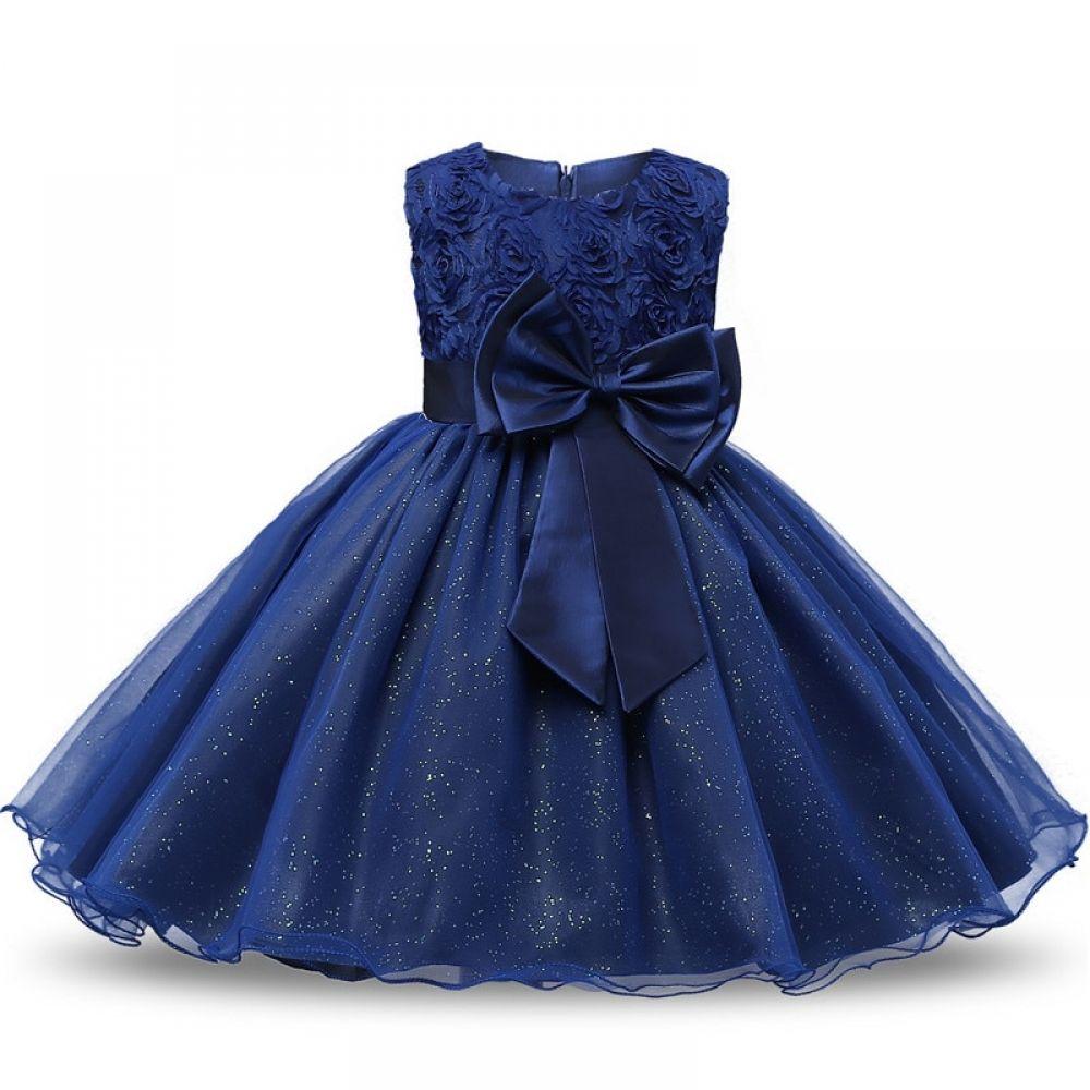 Princess Flower Girl Dress Summer For Girls Children's Costume Teenager Prom Designs #teenagegirlclothes