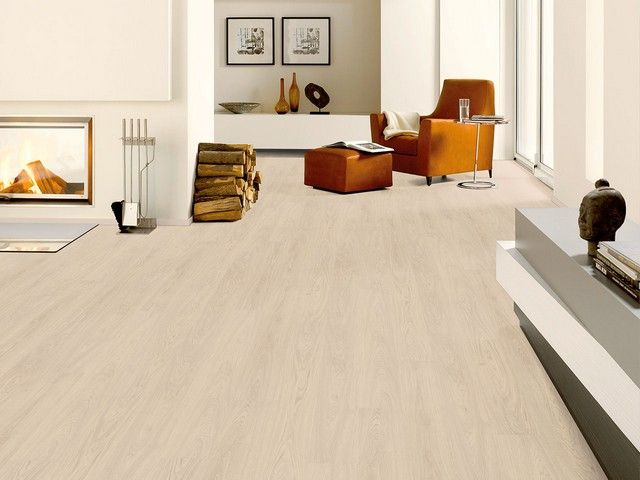 Laminato rovere sbiancato sand oak pavimenti in laminato for Pavimento laminato