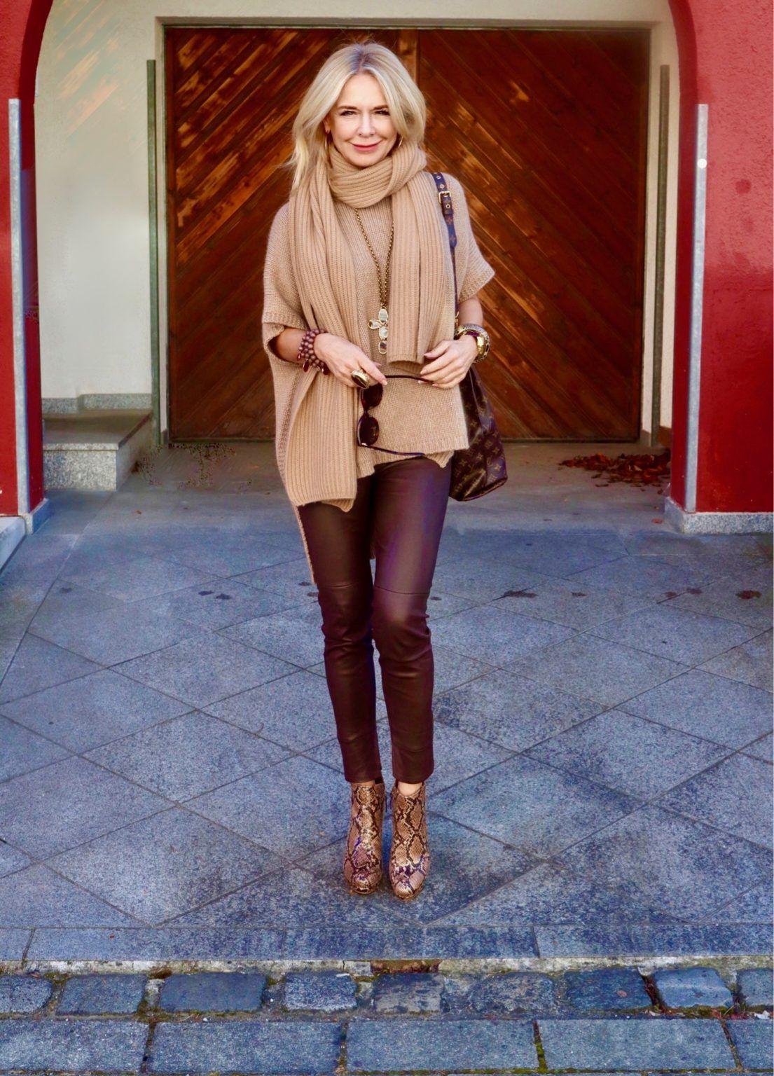 Mit Mitte 50 zu alt für modische Kleidung?... Nein, sagt Bibi Horst | Stilexperte für Styling und Anti-Aging 45+