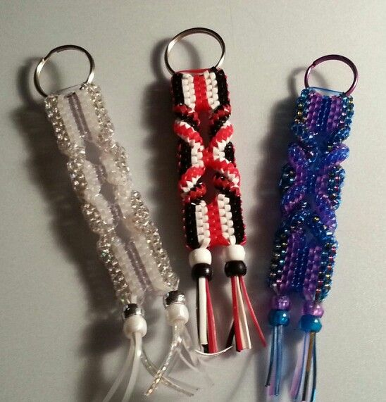 how to start the string keychains