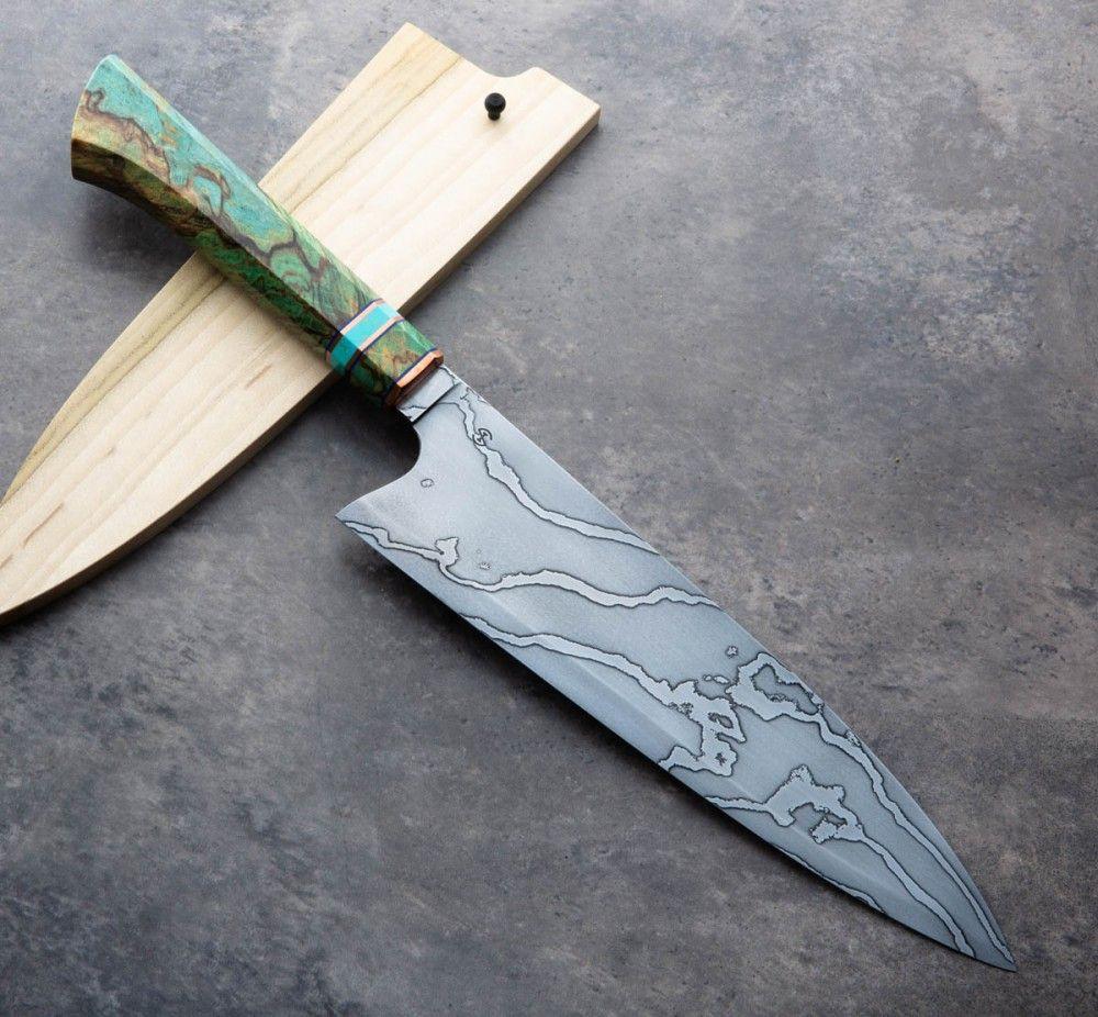 Homemade Kitchen Knives