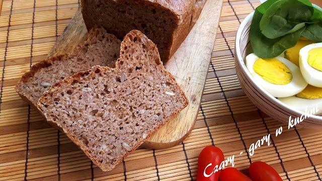Gary W Kuchni Chleb Razowy Na Drozdzach Bez Wyrastania Food Bread