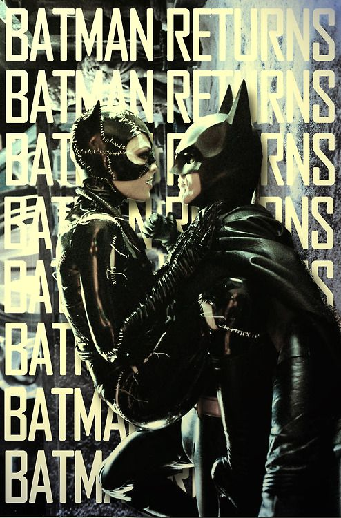 Cool Movie Poster Art Featuring Batman Returns, Kill Bill, and more!