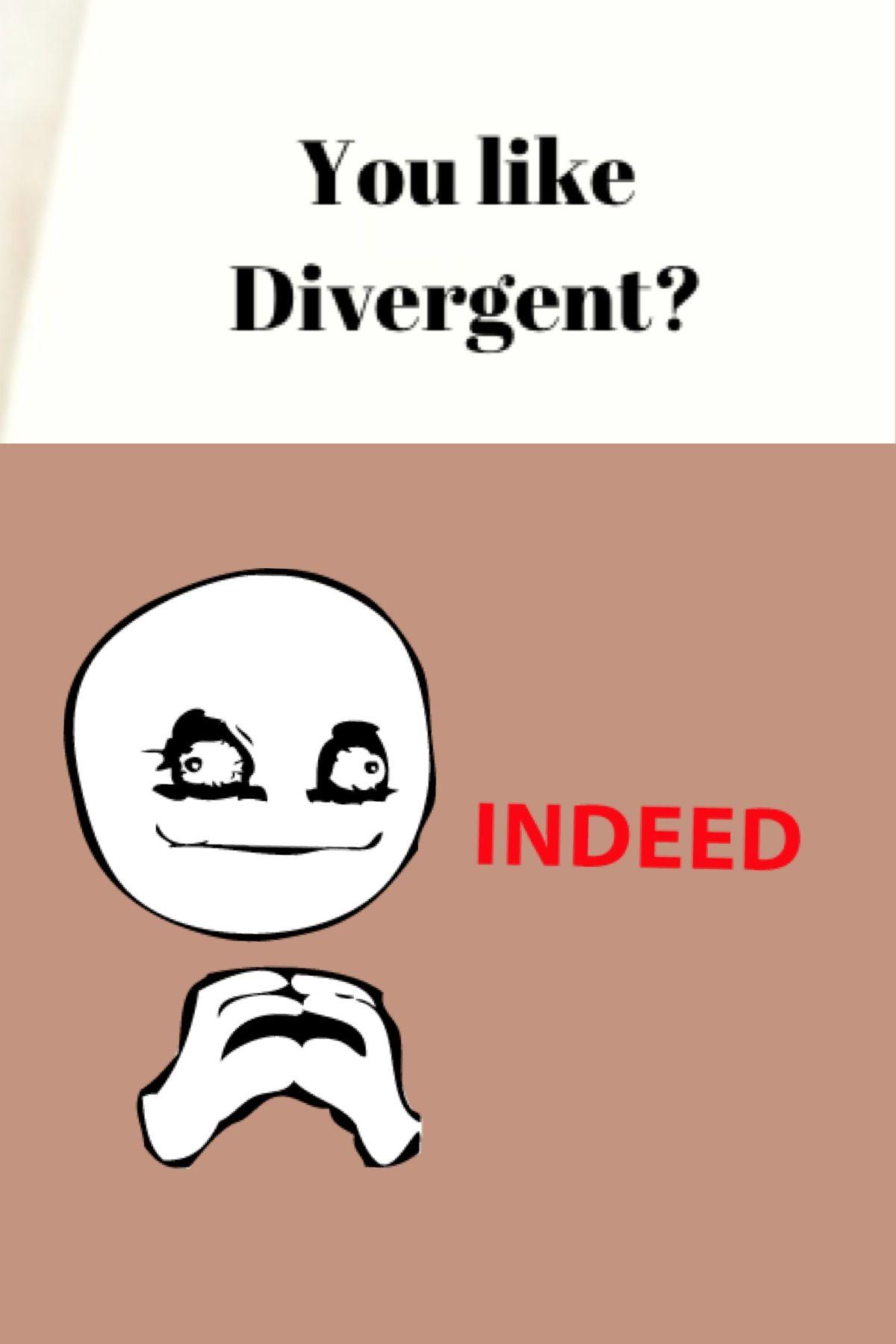 ~Divergent~ ~Insurgent~ ~Allegiant~ lol I love divergent