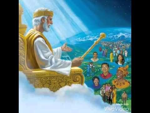 """Cantico 46 """" Geova è il nostro Re """" Salmo 97:1;"""