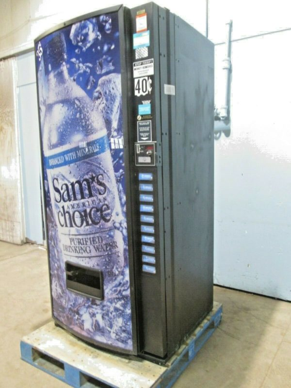 """""""ROYAL"""" COMMERCIAL COIN OPERATED COLD BOTTLED DRINKING"""