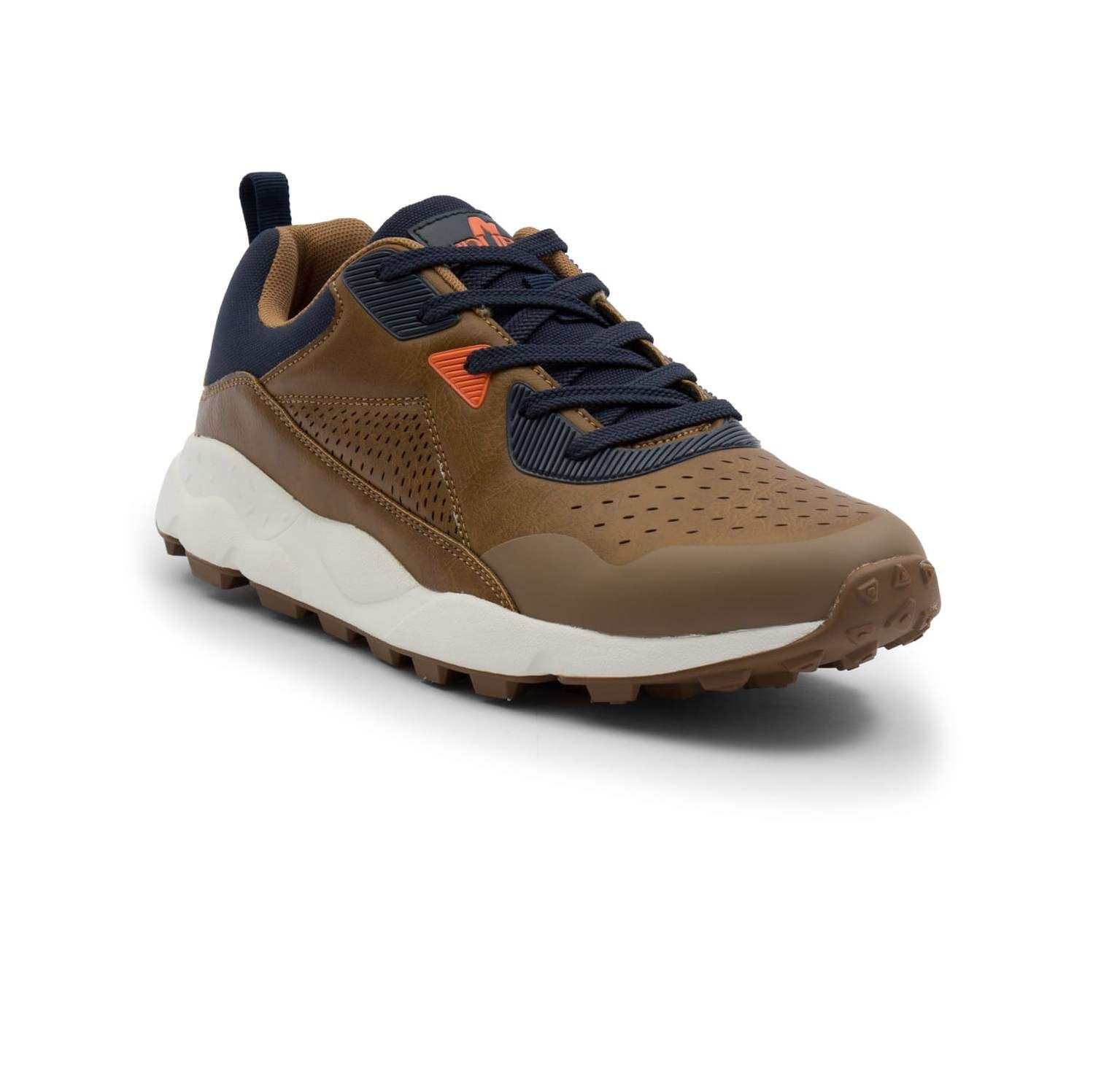 ND-TR-0096 Brown Sports Shoes Servis