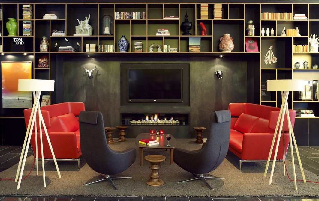 citizenM #London #Bankside, #design #hotel #architecture