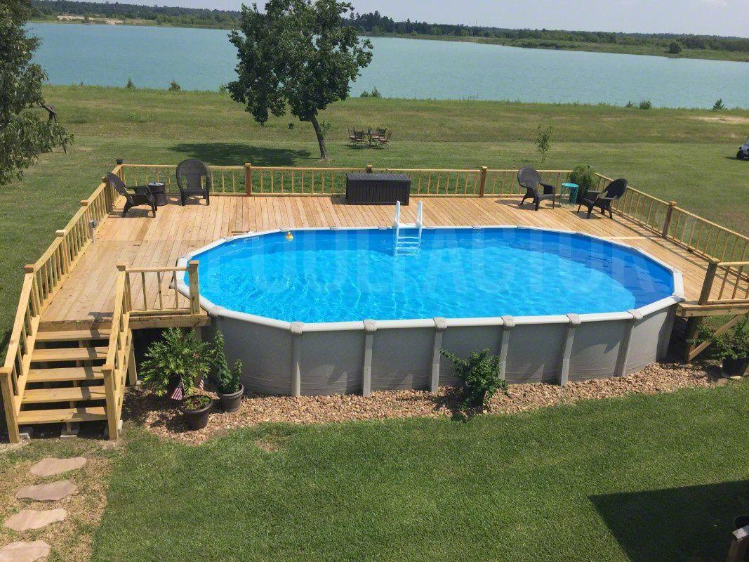 16++ Backyard pool deck ideas ideas in 2021