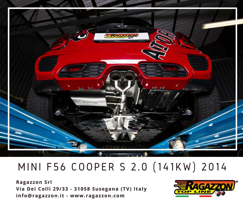 Mini F56 Cooper S Kw 2014 Minicooper Tuning Ragazzon