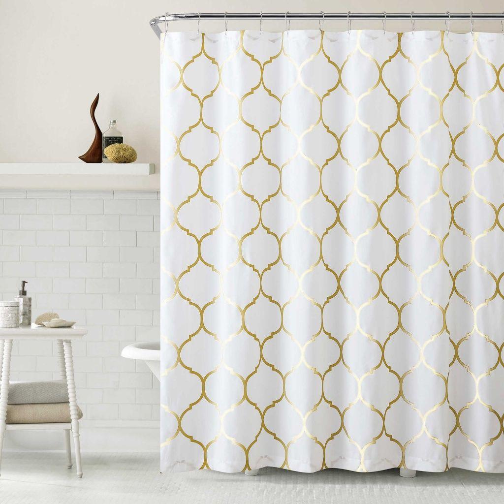 35 Bathroom Curtain Ideas 2020 Lightening Up The Bathroom
