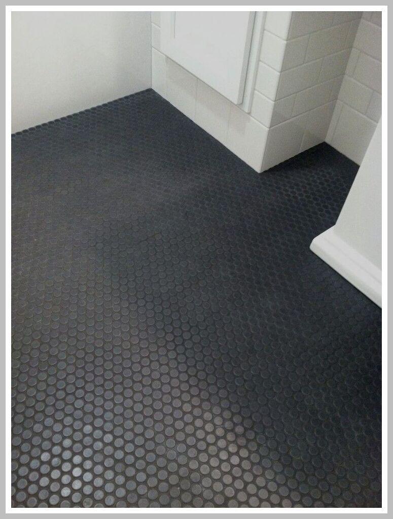 93 Reference Of Floor Tile Dark Wall Tile In 2020 Best Bathroom Flooring Shower Floor Tile Penny Tiles Bathroom