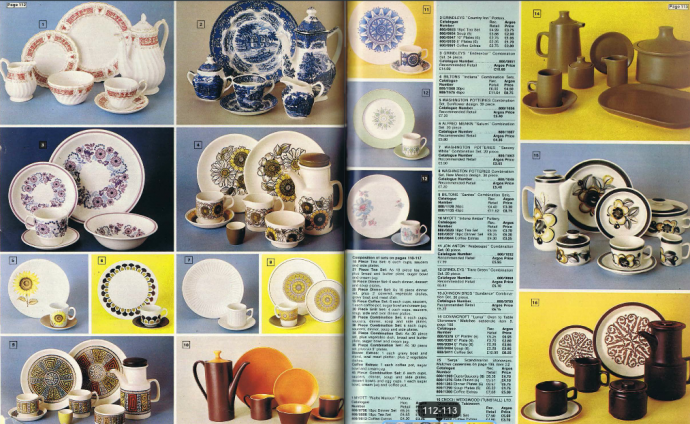 1973/4 Argos Catalogue now online to view! - Buy yay retro