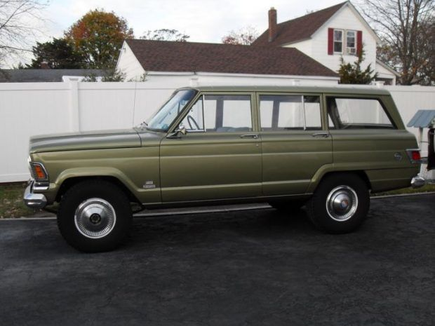 final year kaiser sharp 1970 jeep wagoneer want to drive rh pinterest com 1968 Jeep Wagoneer 1980 Jeep Wagoneer