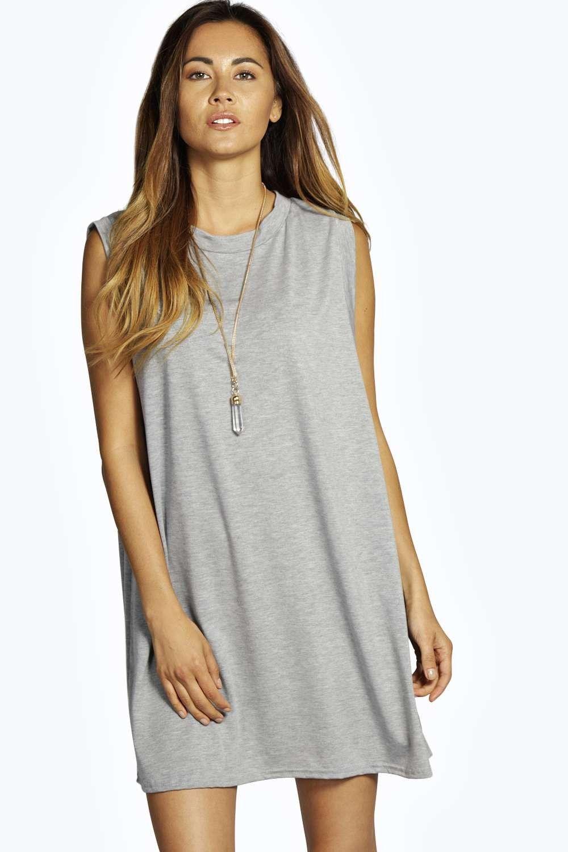 Freya drop armhole tshirt dress dresses i want pinterest drop