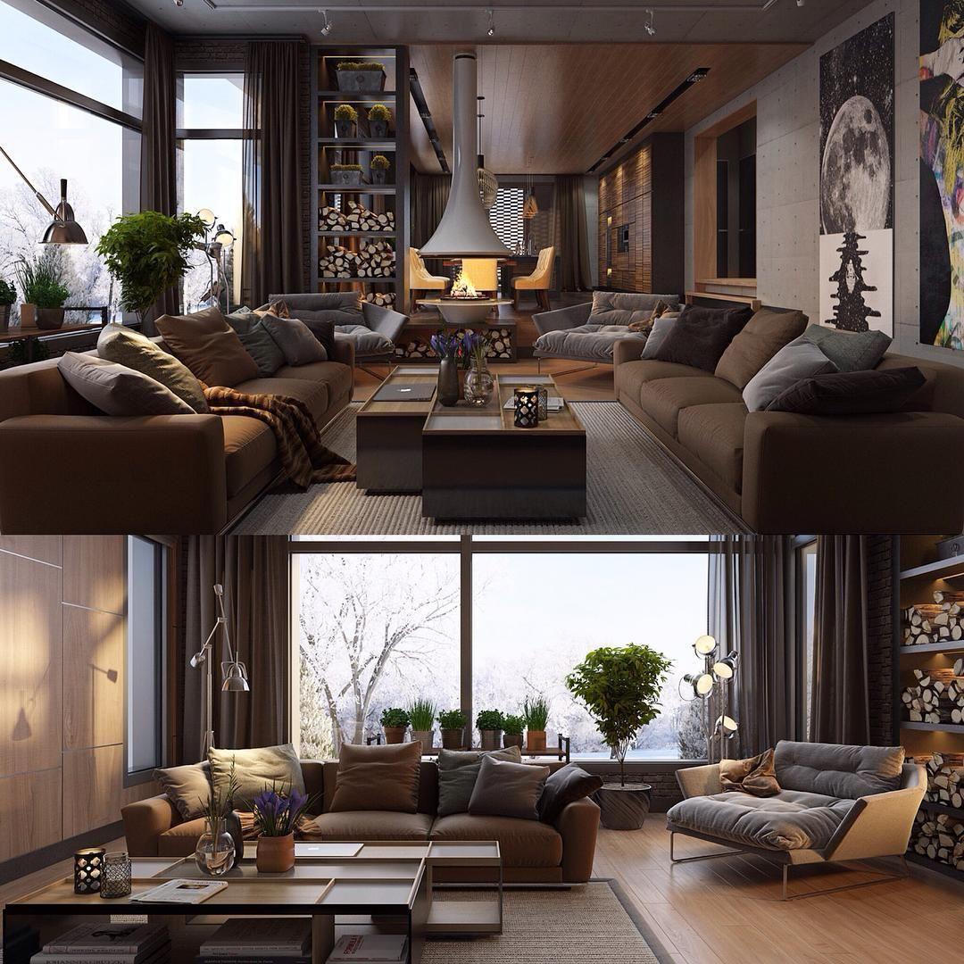 """Apartamento decorado por Sequoia Design Studio."" | Living ... on Sequoia Outdoor Living id=82635"